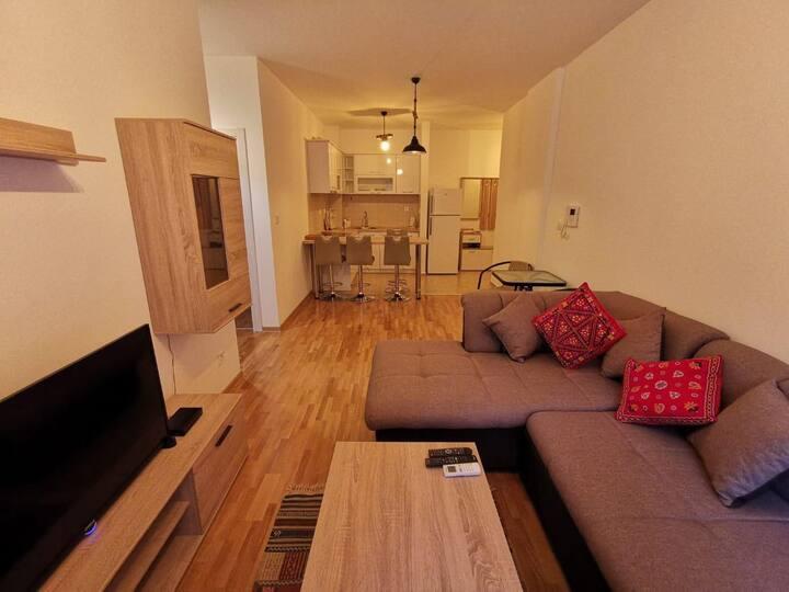 2 Bedroom Cozy Apartment