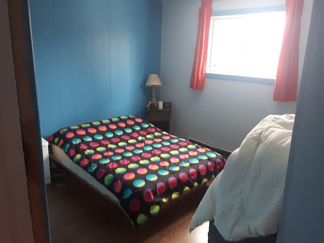 2 bedroom appartment in the heart of BSP - Baie-Saint-Paul - Lägenhet
