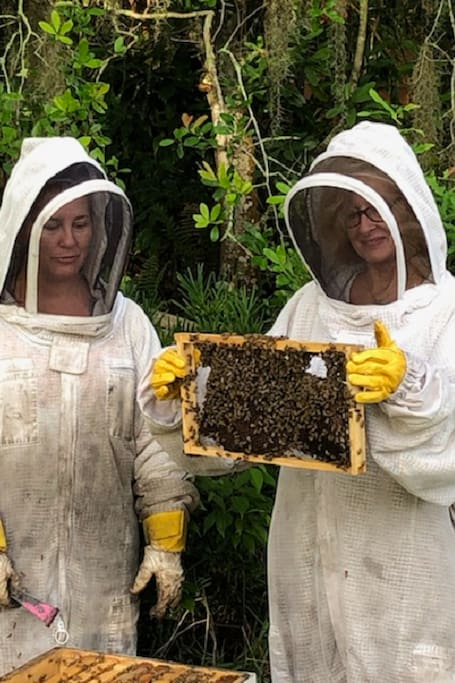 Bee Workshop Participant