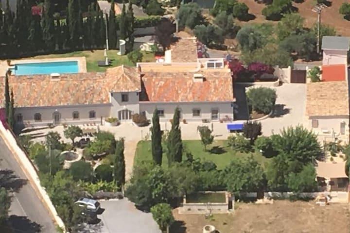 drone picture of Casal da Eira