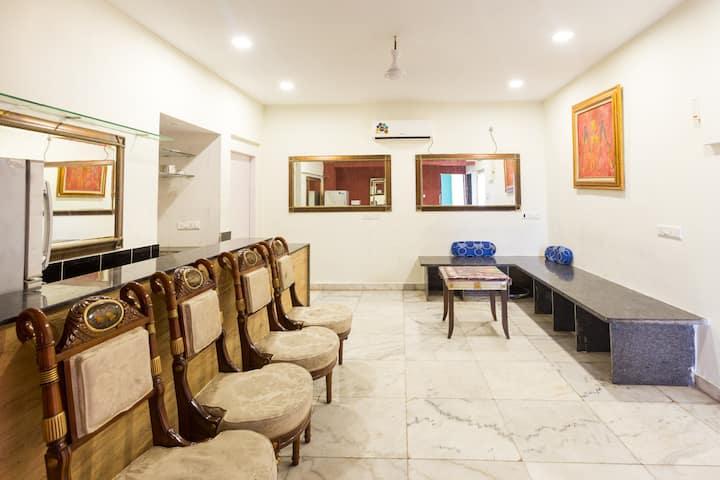 3 bhk Lavish Villa wid Double Sized Jumbo Pool