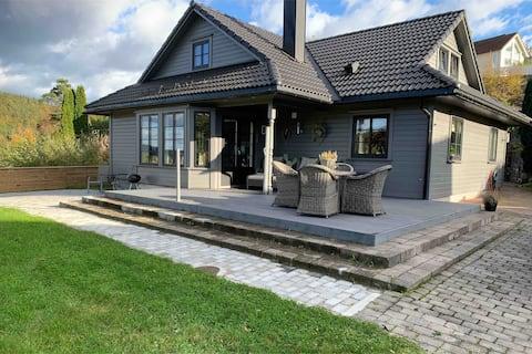 Dekat dengan Dyrepark/Kristiansand hingga 10 tempat tidur☀️