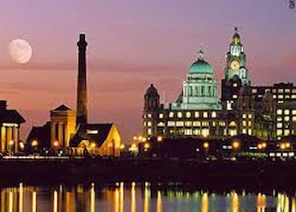 Close to City Centre, Single Room. - Liverpool - Bed & Breakfast