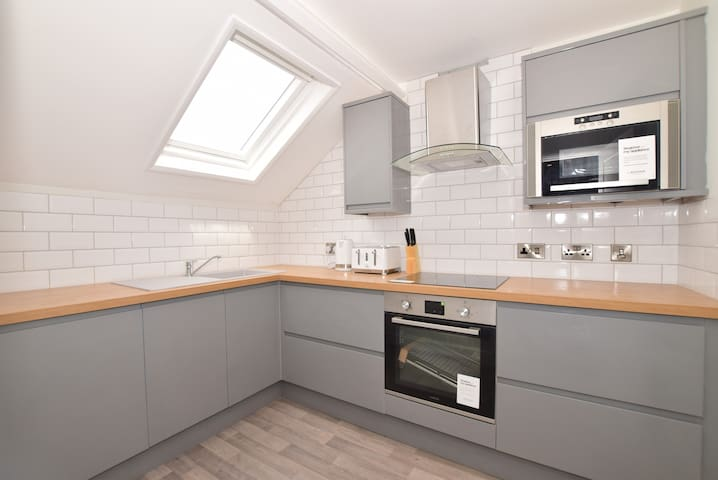 BRAND NEW!! Stunning one bedroom flat in Herne Bay