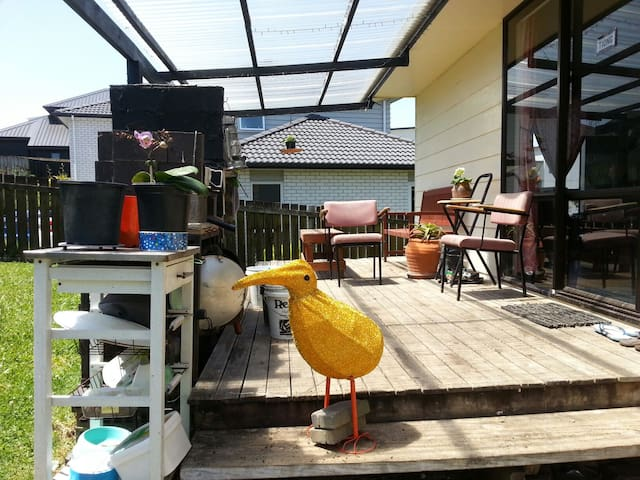 Auckland Single Room  [1 person]