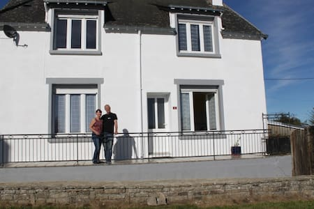 Sans Souci B&B in the heart of Brittany  (room 2)