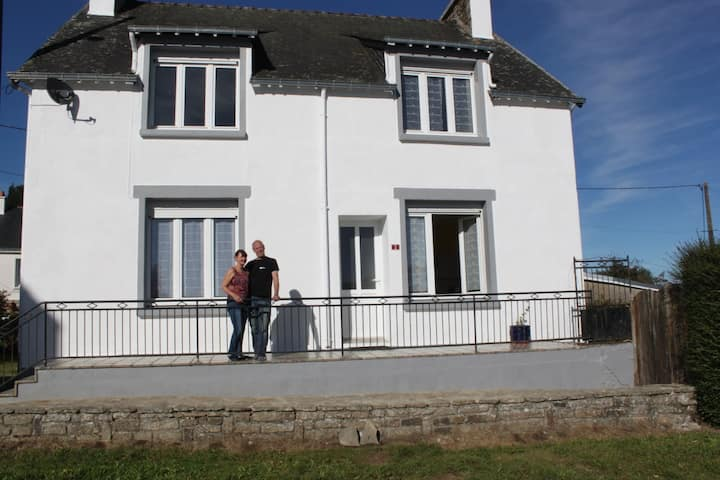 Sans Souci B&B in the heart of Brittany (3 rooms)