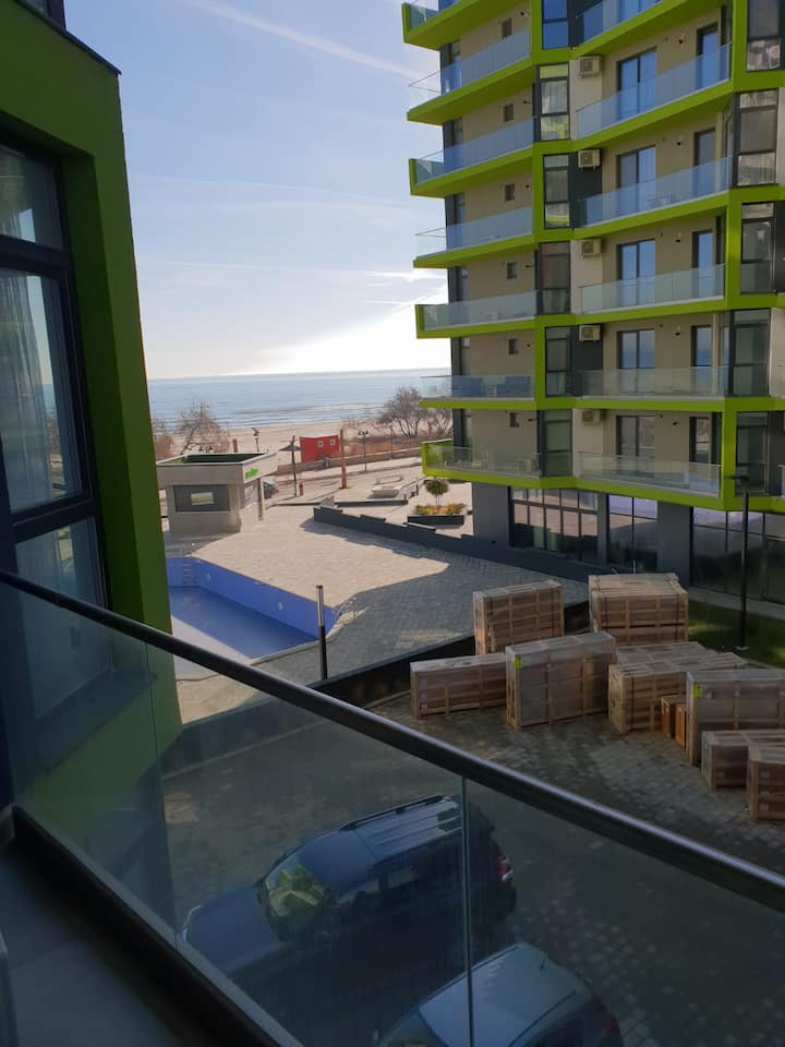 3 ROOMS Apt MAMAIA NORD / RO, fully furnished