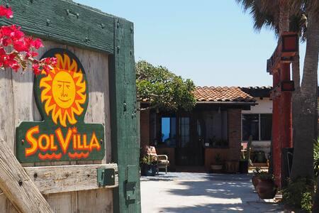 Sol Villa- B&B by the Sea, Coral Room - โรซาริโต - ที่พักพร้อมอาหารเช้า