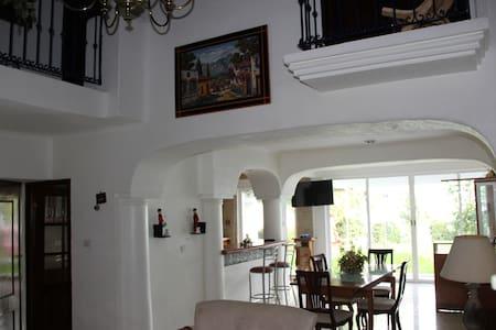 Residencia tipo Queretana (colonial) - Villahermosa - Дом