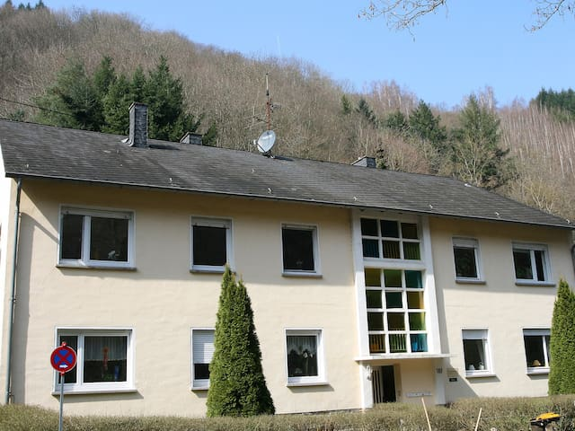 Apartment Wildbadstrasse for 4 persons in Traben-Trarbach - Traben-Trarbach - Apartment