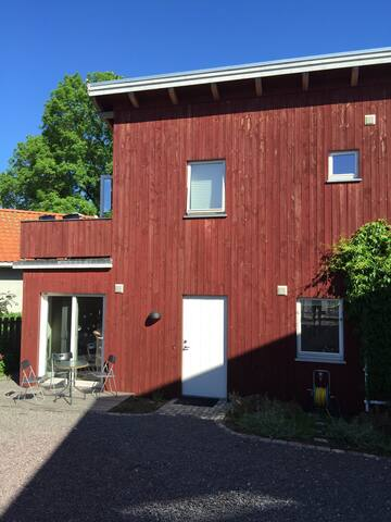 Midt i sentrum Åsgårdstrand - Åsgårdstrand