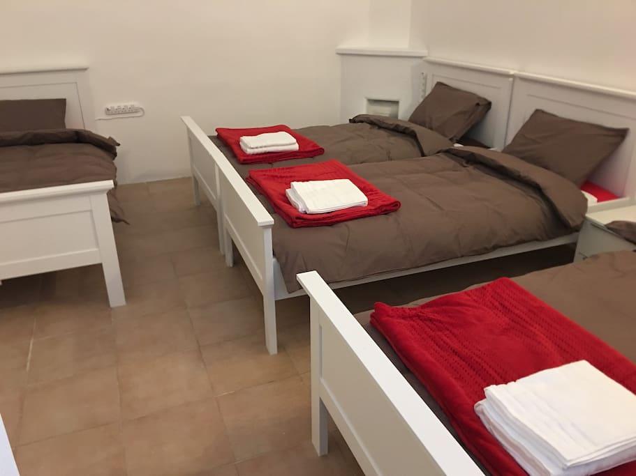 Sample Bedroom