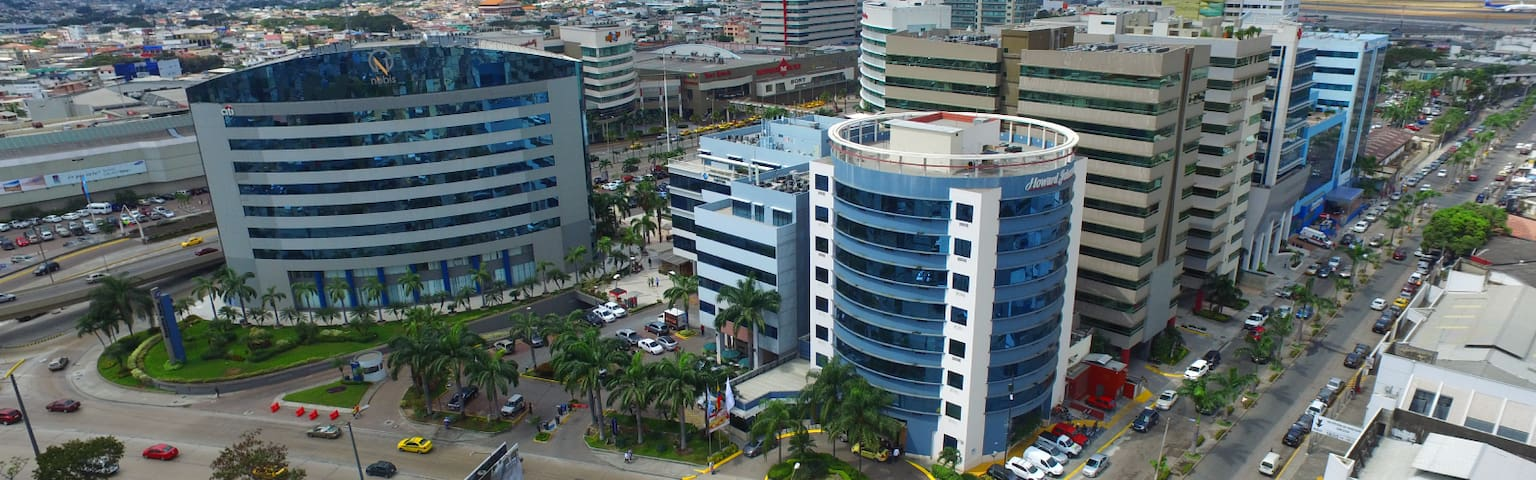 Pied-à-Terre in the heart of Guayaquil - Guayaquil - Condo