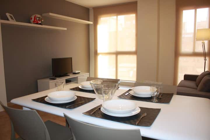 12-ALGUERA Apartments- Long Stay for 2 people