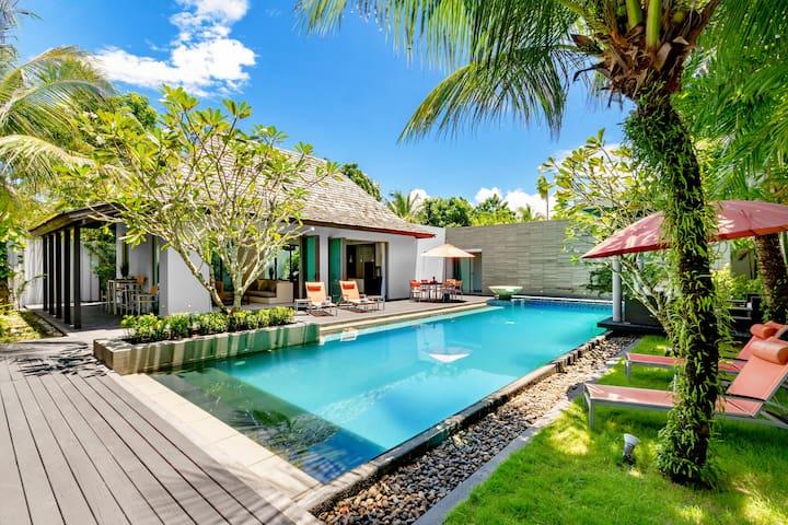✅LUXURY Villa! 3+1 Bd near the beach! GOOD price
