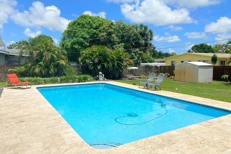 NEW!! Gorgeous home in the heart of Ft lauderdale