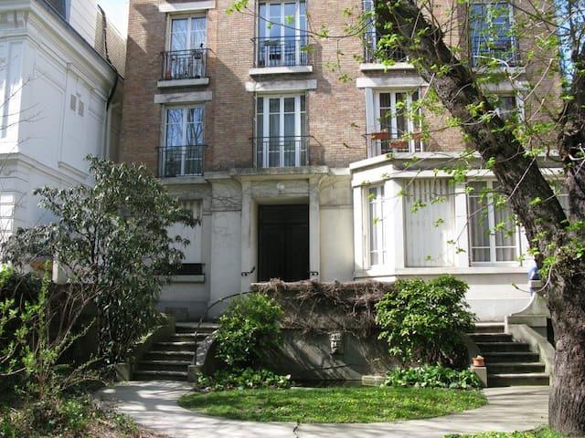 Studio 1 personne à Asnières, ouest de Paris