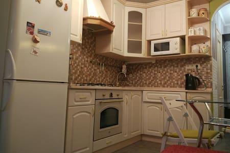Уютная квартира с новым ремонтом.
