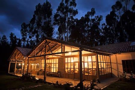 Pamuri Andes Lodge - Habitación 8