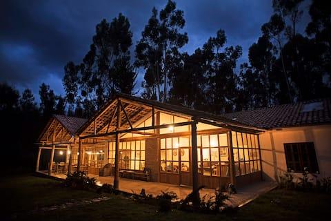 Pamuri Andes Lodge - Habitación 4