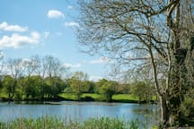 Long Range 1 is set in the tranquility of Henham Park, one of Suffolk's most beautiful landscapes