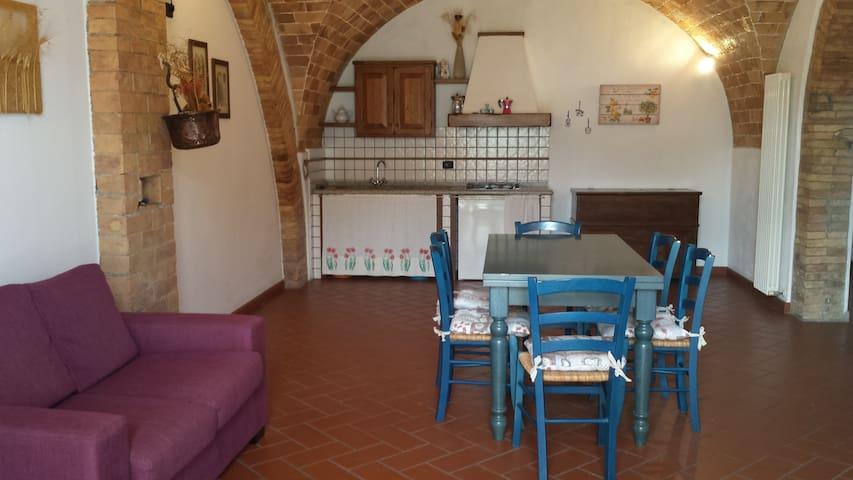 Toscana - Agriturismo Il Catrino II - Ponteginori - Appartement