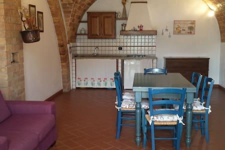 Toscana - Agriturismo Il Catrino II - Ponteginori - Apartment