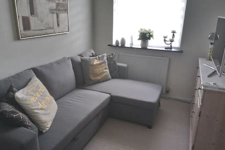 2 Cosy rooms close to the Congress Center
