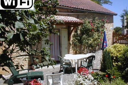 Gîte 2* le Roudier Périgord - Saint-Avit-Sénieur