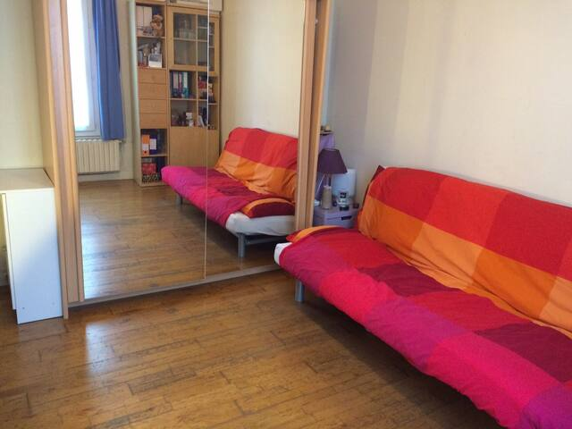 Cosy flat 5 min from Paris !