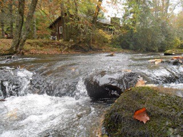 Snowbird Creek Home, Flyfish, Tail of the Dragon