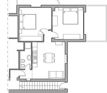 Appartamento indipendente Anzio