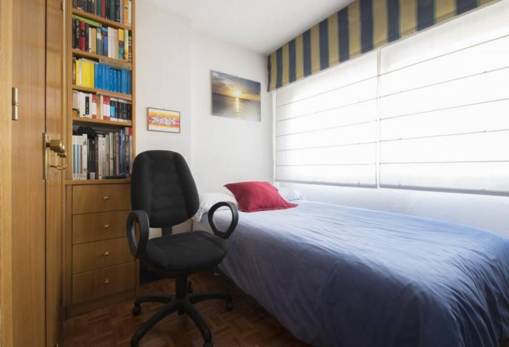Habitaci n individual en casa linda houses for rent in for Habitacion familiar madrid
