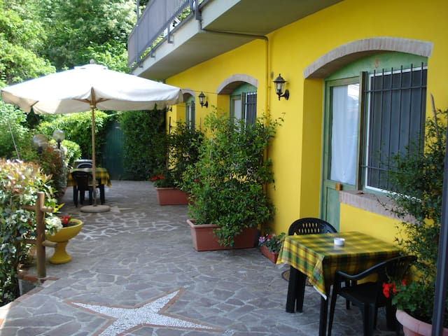 """Appartamento nel verde """" LILLO"""" - Vezzano Ligure - Lejlighed"""