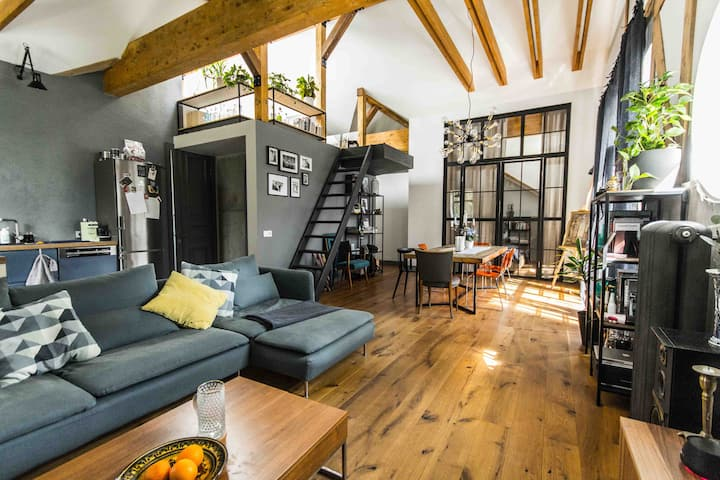 Design loft in Jurmala
