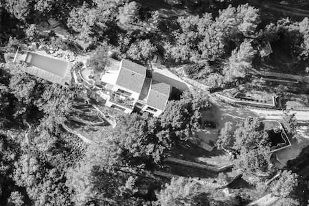 Maison et gîte Les Pierres Vertes - Bras - Hus
