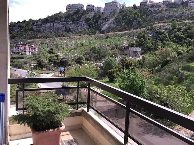 Flexible Mount Lebanon - Bikfayia - Bed & Breakfast