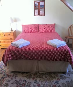 Huge double bedroom with en-suite - Swansea