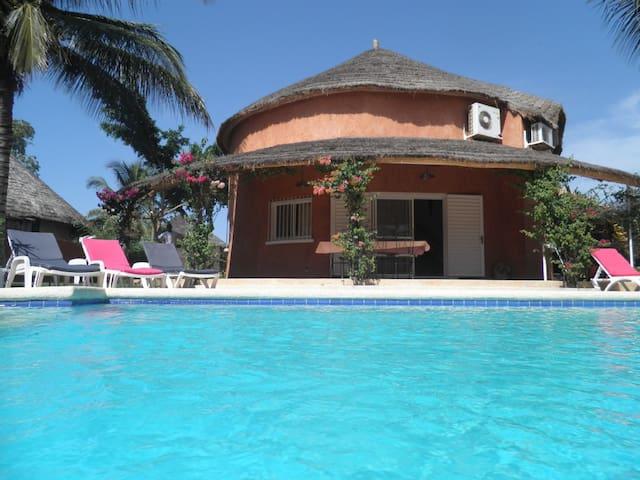 Villa bord de mer piscine privée, Safari Village