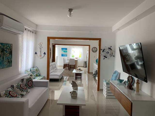 Serena Village, Apartamento en Punta Cana 4 hab.