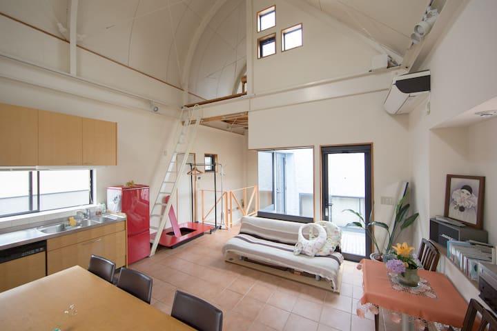 Designer's house - Nara-shi - Casa