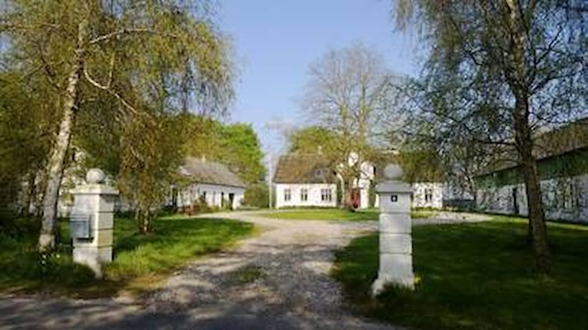 Ferielighed Agerupgaard - Samsø - Casa