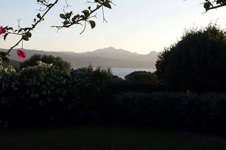 Villino  nel verde a 200m dal mare - Baia Sardinia