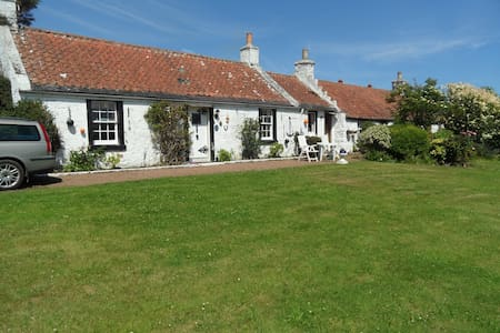 Fulhoggar Cottage - Crail