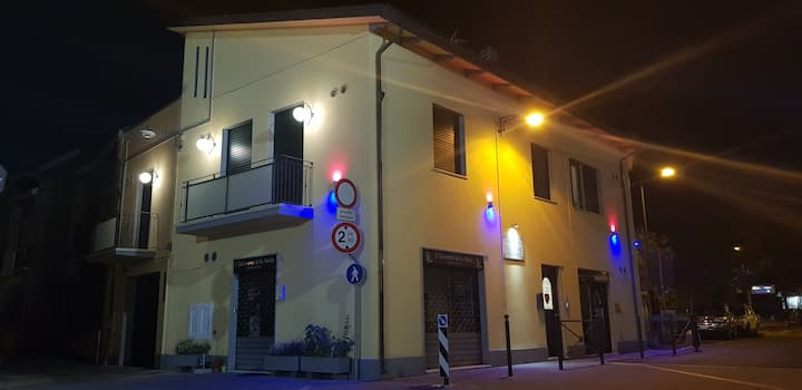 Il Telegrafista Garibaldino Bed & Breakfast