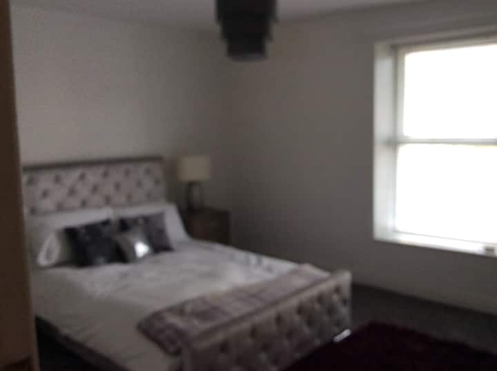 A bright airy fully furnished double room