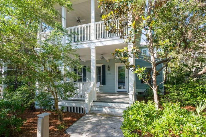 Beautiful 30A FL Watercolor House - Santa Rosa Beach - House