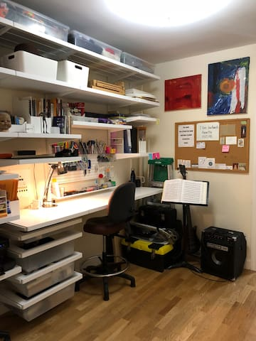 Office/art space