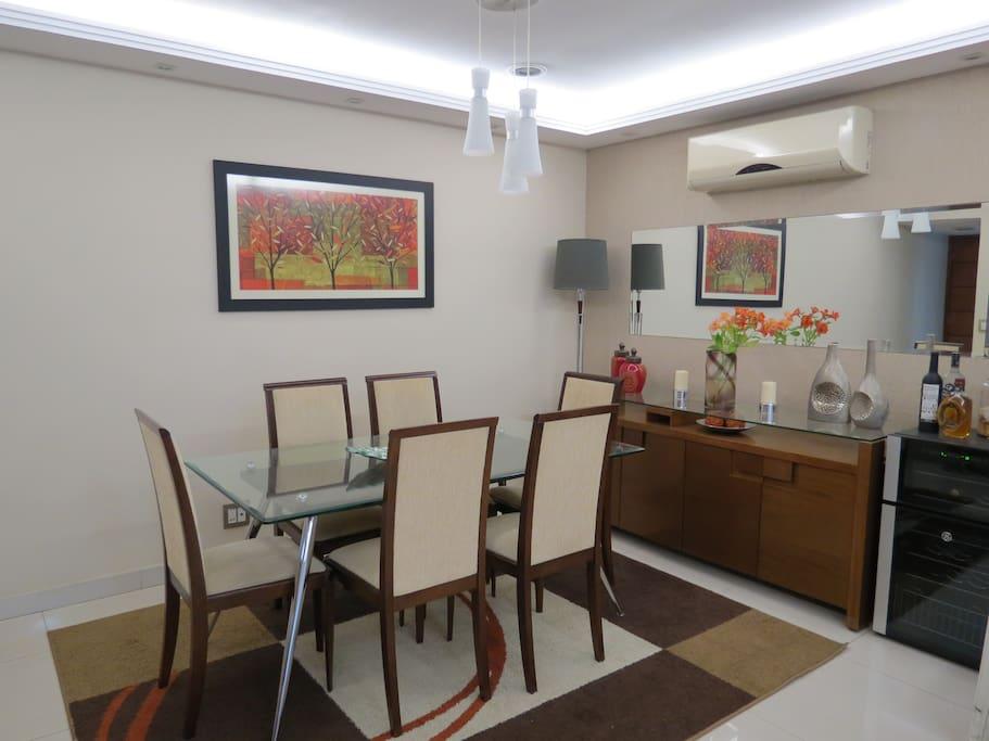 Sala de Jantar / Dinning Room